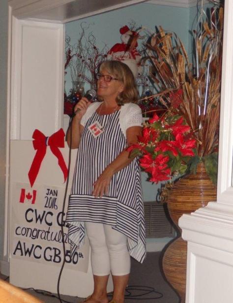 CWC & 50th. AWC @ Taino, January 2015 011