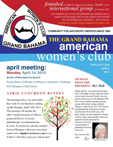 GBAWC.April.News2014