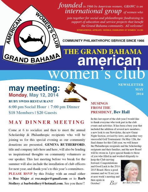 GBAWC.May.NEWS