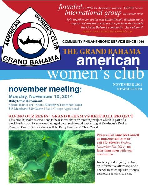GBAWC.Nov.2014.NEWS